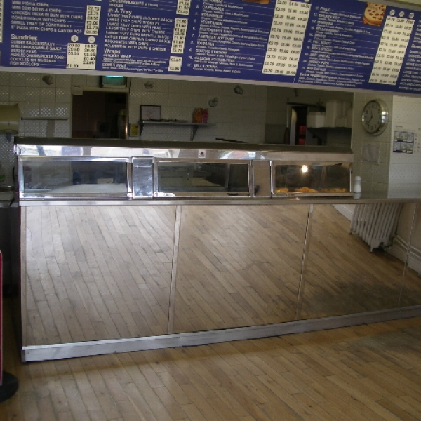 FREEHOLD FISH AND CHIPS TAKEAWAY IN NORTHUMBERLAND