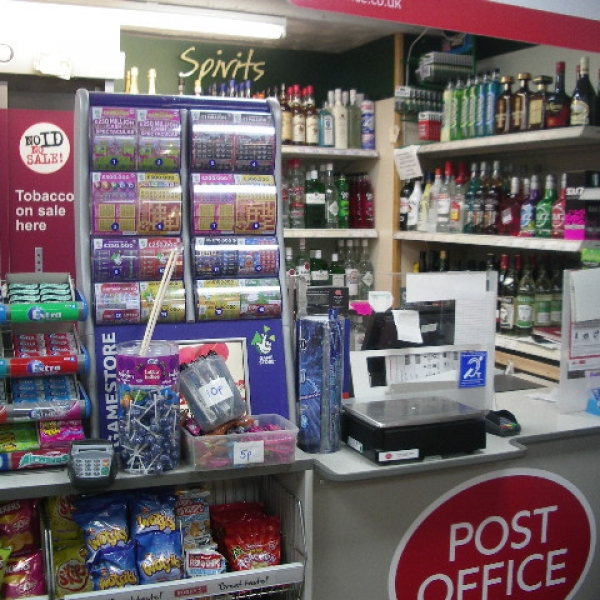 CONVENIENCE STORE AND POST OFFICE IN COUNTY DURHAM