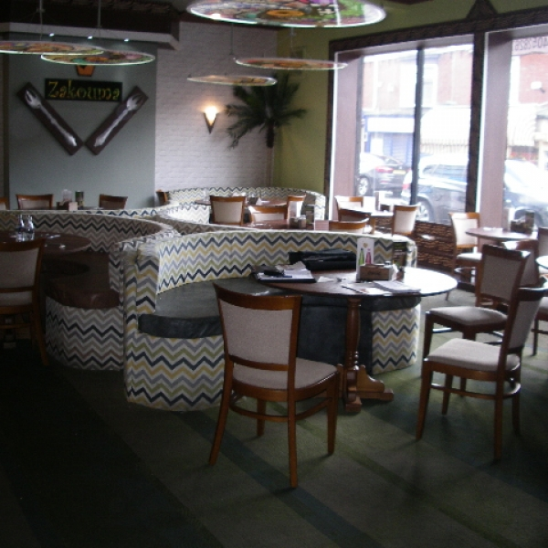 FULLY FITTED RESTAURANT FOR SALE IN TEESSIDE