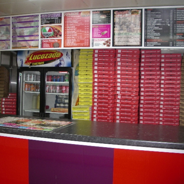 PIZZA TAKEAWAY IN SOUGHT AFTER LOCATION IN TEESSIDE
