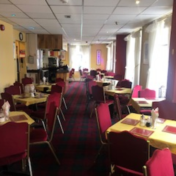 CAFE LOCATED IN VERY POPULAR LOCATION IN TOWN CENTER COUNTY DURHAM